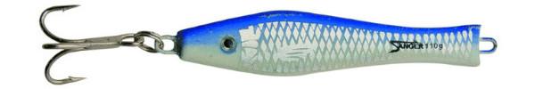 Aquantic 3D Holo Pilker 400g (5 Optionen) - Blue / Silver