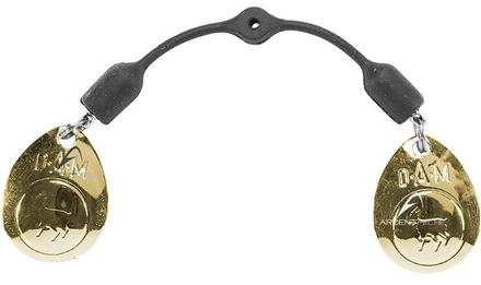 Effzett Twin Spinner Blades Spreader, erhöht die Attraktivität eures Shads, oder Jigs! (4 Optionen)