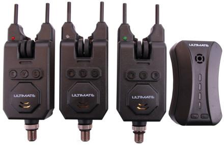 CRAZYDEAL! Ultimate Striker 2 VTS Wireless Alarm Set 3+1 inklusive Empfänger