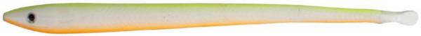 Savage Gear Sandeel Slugs (7 Optionen) - Lemon Back
