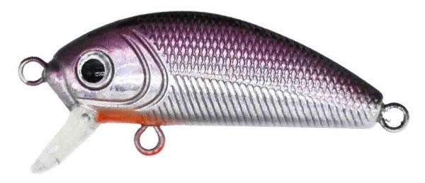 Predator-Z Chub 4,5cm ( Optionen) - Purple Back