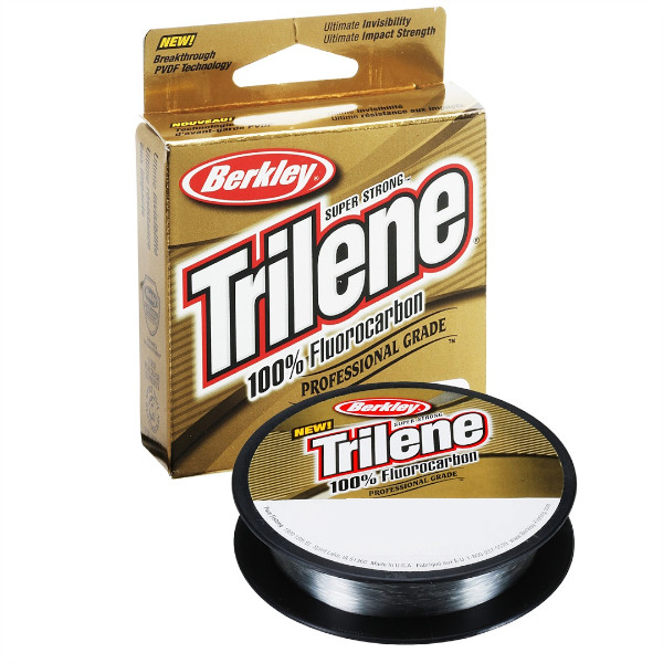 Berkley Trilene Fluorocarbon 50m (12 Optionen)