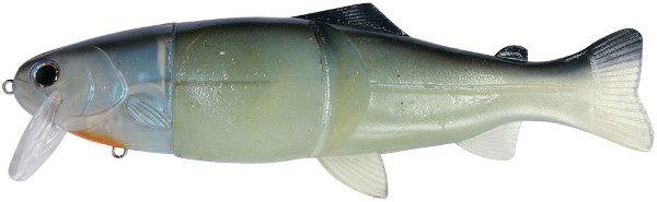 "Castaic Real Bait Hard Head 8""  (3 Optionen) - Blue Gill"