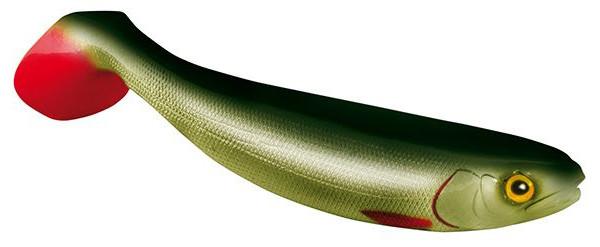 Jackson The Shad 10cm, 2 Stück! (7 Optionen) - Whitefish Green