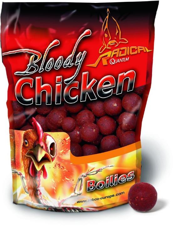 1kg Radical Bloody Chicken Boilies (2 Optionen)