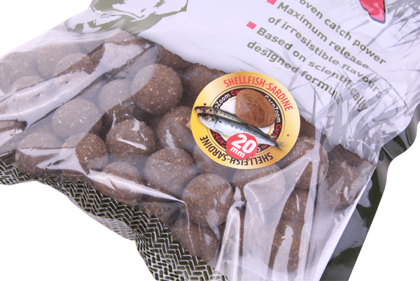 Carp Zoom Act-X Boilies 16 of 20mm (14 Optionen)