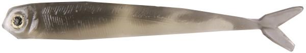 """Fishbelly Hawg Shads Split Tail 3,5"""", 7 Stück (14 Optionen) - Silverside"""