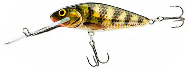 Salmo Perch SDR 14cm (3 Optionen) - Holographic Perch (HOP)