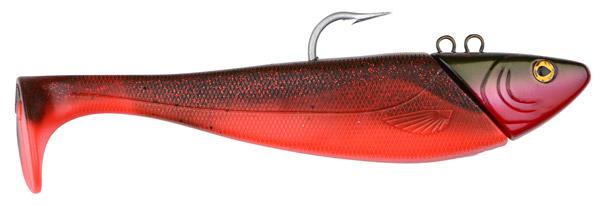 Spro Mega Jig Shad 275g 20cm Redfish - Redfish