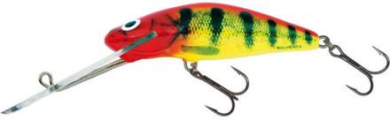 Salmo Bullhead SDR 8cm Clown Yellow Perch