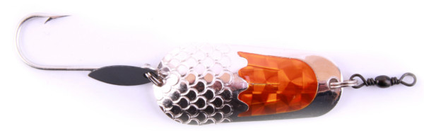 Dymara Classic Spoon 16g (15 Optionen) - Silver Orange