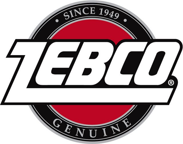 Zebco Rote Drillinge (4 Optionen)