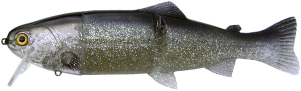 "Castaic Real Bait Hard Head 8""  (3 Optionen) - Glitter"