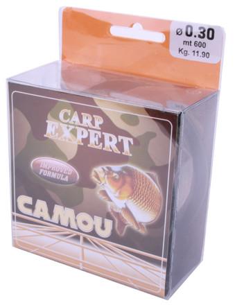 Energo Carp Expert Camo Schnur (4 Optionen)