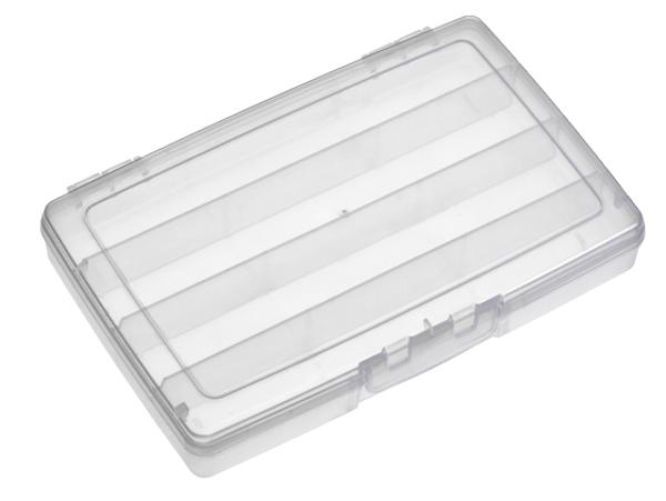 Panaro 191 Tacklebox 245x165x40mm (5 Optionen) - 4 Compartimenten