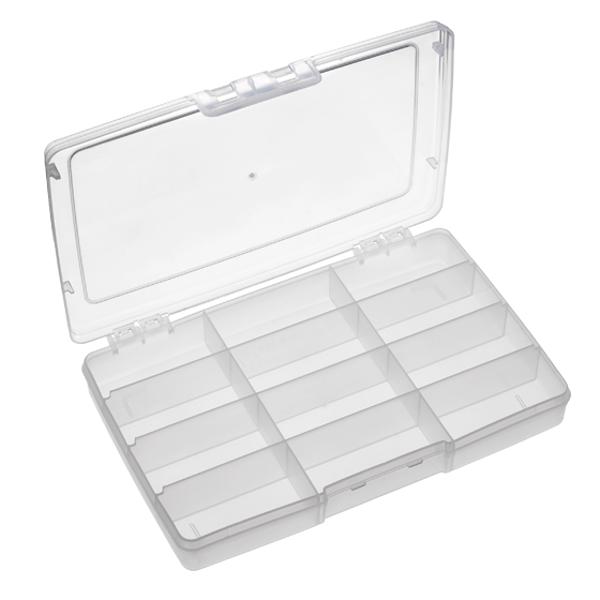 Panaro 191 Tacklebox 245x165x40mm (5 Optionen) - 12 Compartimenten
