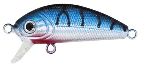 Predator-Z Chub 4,5cm ( Optionen) - Blue Tiger