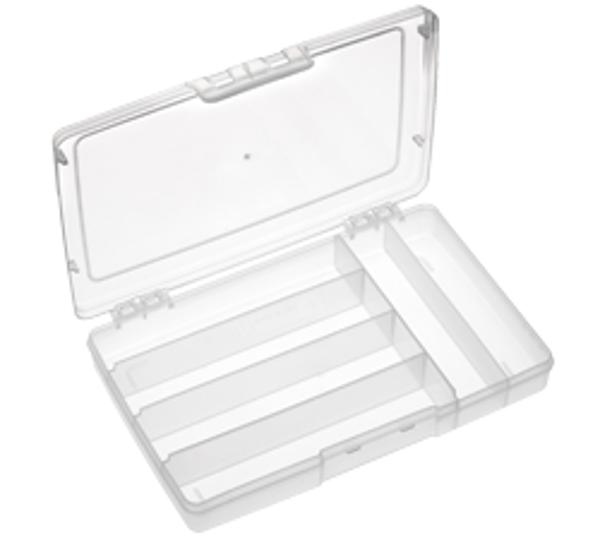 Panaro 191 Tacklebox 245x165x40mm (5 Optionen) - 6 Compartimenten