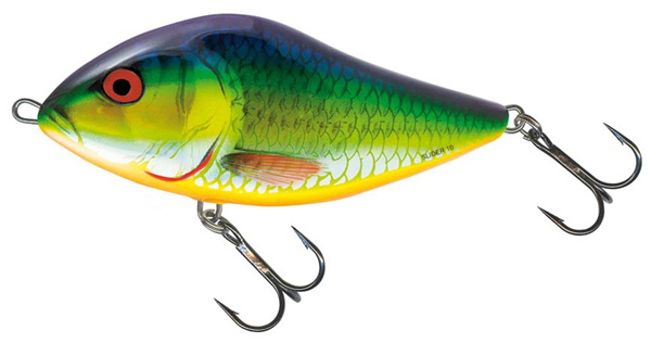 Salmo Slider 12cm Floating (3 Optionen) - Holographic Psychedelic Roach (HPR)