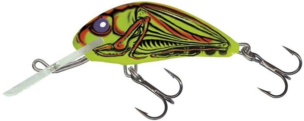 Salmo Hornet 4cm (4 Optionen) - Grasshopper (GRH)