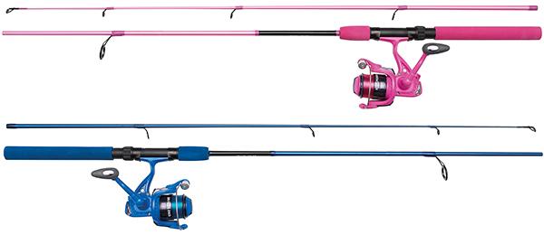 Kinetic Kids Fishing Spin Combo (2 Optionen)