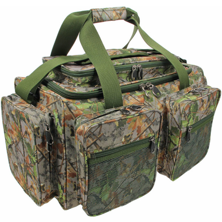 NGT XPR Multi-Pocket Carryall Camouflage