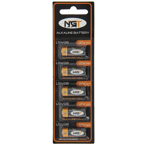 'MN21' 12 Volt Batterien, 5er Pack