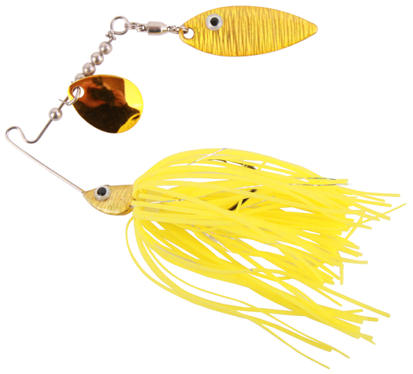 Matzuo Kamikazi Spinnerbait (13 Optionen) - Gold