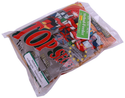 Top Secret Method Feeder Mix Fluo 1 kg (2 Optionen)