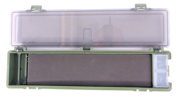 Komplettes Aufbewahrungs-Set für alle Rigs, Kleinmaterial und End-Tackle