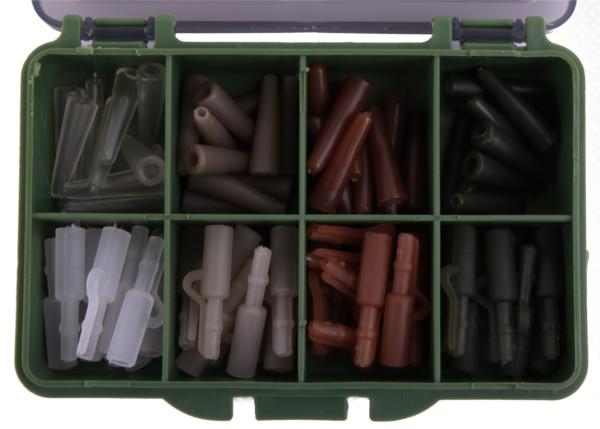 Medium Karpfen Tacklebox gefüllt mit End-Tackle von Korda, Nash, Rod Hutchinson, Ultimate und mehr!