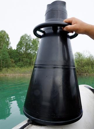 Carp Spirit Water Scanner
