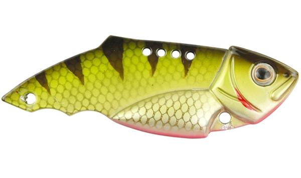 Spro Teppan Vib 21 und 28 Gramm (20 Optionen) - Green Perch