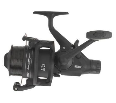 Mitchell Avocet FS 6500R Black Edition inklusive Schnur