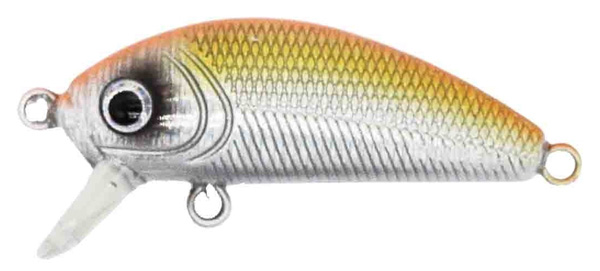 Predator-Z Chub 4,5cm ( Optionen) - Orange Back