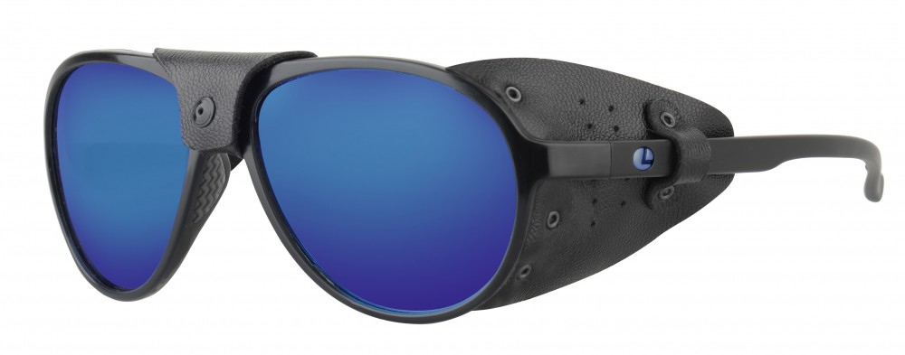 Lenz Optics Spotter Pol-Sonnenbrille (4 Optionen) - Blue Mirror