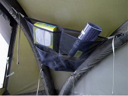 Kampa Carp AIR Gear Organiser, schafft extra Platz in eurem Carp Air Bivvy, ideal für Wertsachen