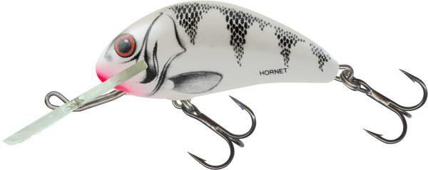 Salmo Hornet 5cm, USA Farben! (23 Optionen) - White Perch