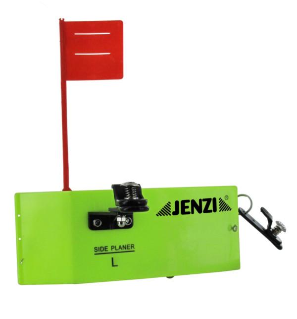 Jenzi Planer Boards (4 Optionen) - Jenzi Planer Board mit Fähnchen