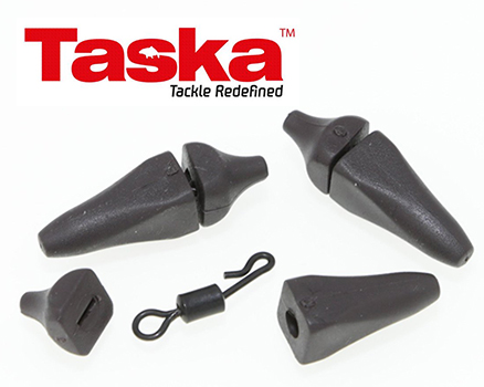 Taska Baseline Tungsten Kwick Linq Swivel Sleeve (3 je Packung)