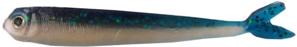 "Fishbelly Hawg Shads Split Tail 3,5"", 7 Stück (14 Optionen) - June Bug"