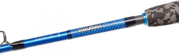 DAM Steelpower Blue Boat 2,40m (3 Optionen)