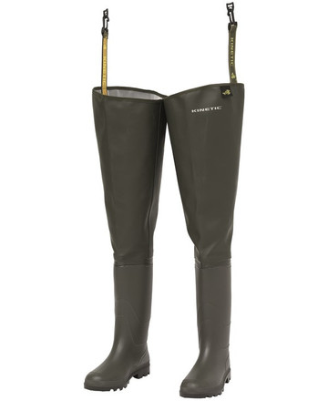 Kinetic Classic Hip Waders Bootfoot (5 Optionen)