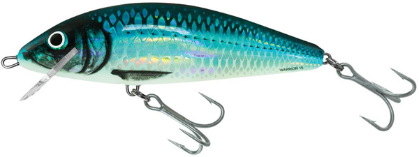 Salmo Warrior Crank SX  (2 Optionen) - Holographic Herring (HOH)