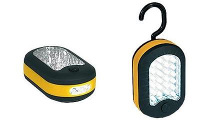 Jaxon Camp Light 24 + 3 LEDs