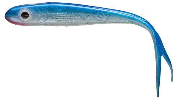 Abu Garcia Svartzonker McWalleye 18cm, 2 St. (7 optionen) - Blue/Silver
