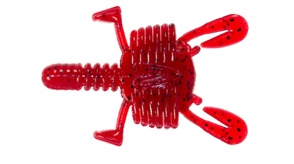 Reins Small Crab, 12 St. (3 Farben zur Wahl) - #312 - Fish Bled