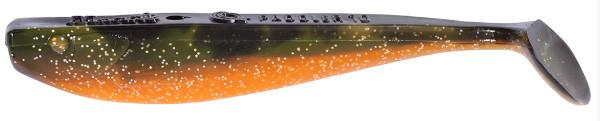 Quantum Q-Paddler 12cm, 3 st (12 Optionen) - Orange Craw
