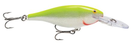 Rapala Shad Rap 07 (10 Optionen)