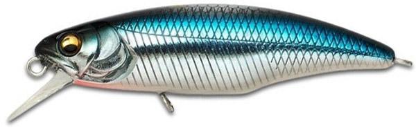 Megabass Great Hunting Worldspec 52S & 52F (14 Optionen) - M Blue Shiner